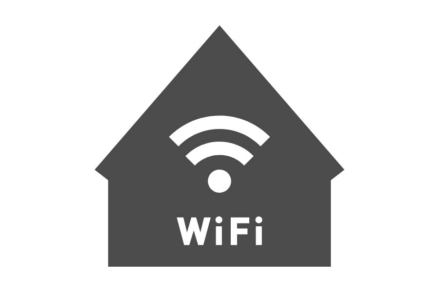 無料Wi-Fi設置